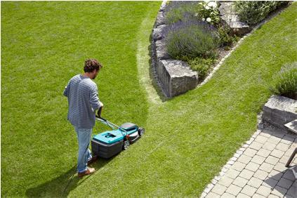 Gardena Elektrische Grasmaaier