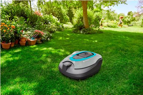 Gardena Smart Sileno 1600 tuin
