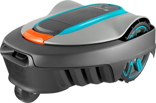 beste robotmaaier klein gazon Gardena Smart Sileno 250