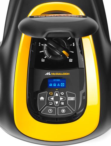 McCulloch ROB S600 installeren