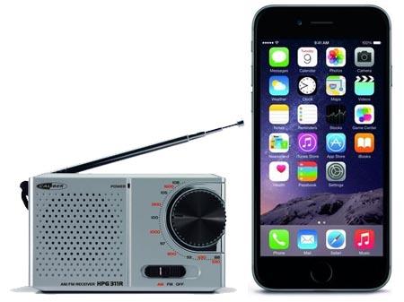 am fm radio