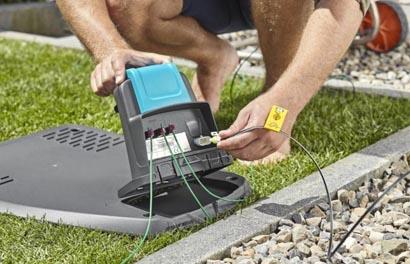 kabels controleren laadstation