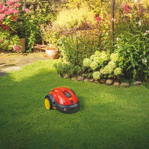 robotmaaier kleine tuin WOLF-Garten LOOPO S300