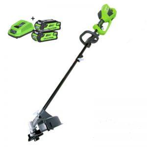Greenworks GD40BCK2X
