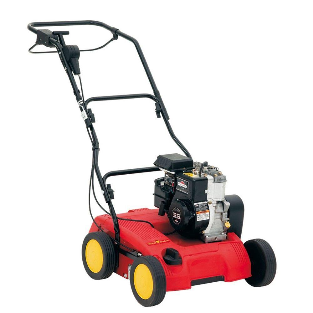 WOLF-Garten UV 35 B 4-takt Benzine verticuteermachine